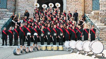 Asheville High School Marching Band