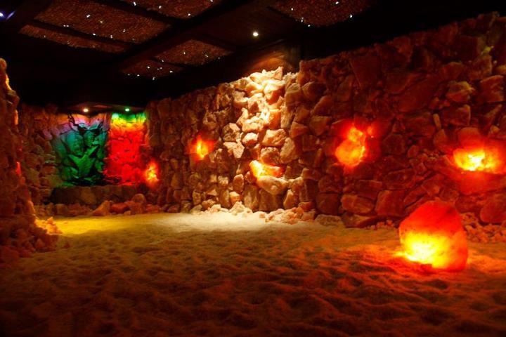 salt cave