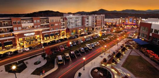 Big Changes for South Asheville