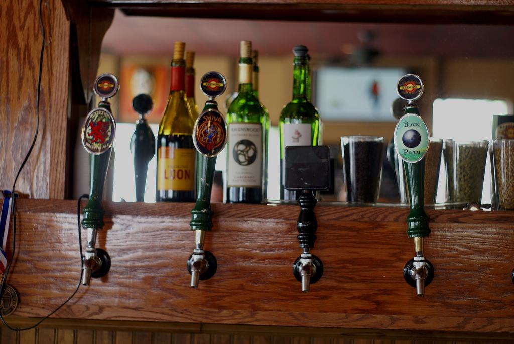 Where Locals Drink Beer