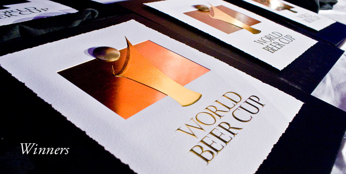 Asheville Sweeps World Beer Cup 2014