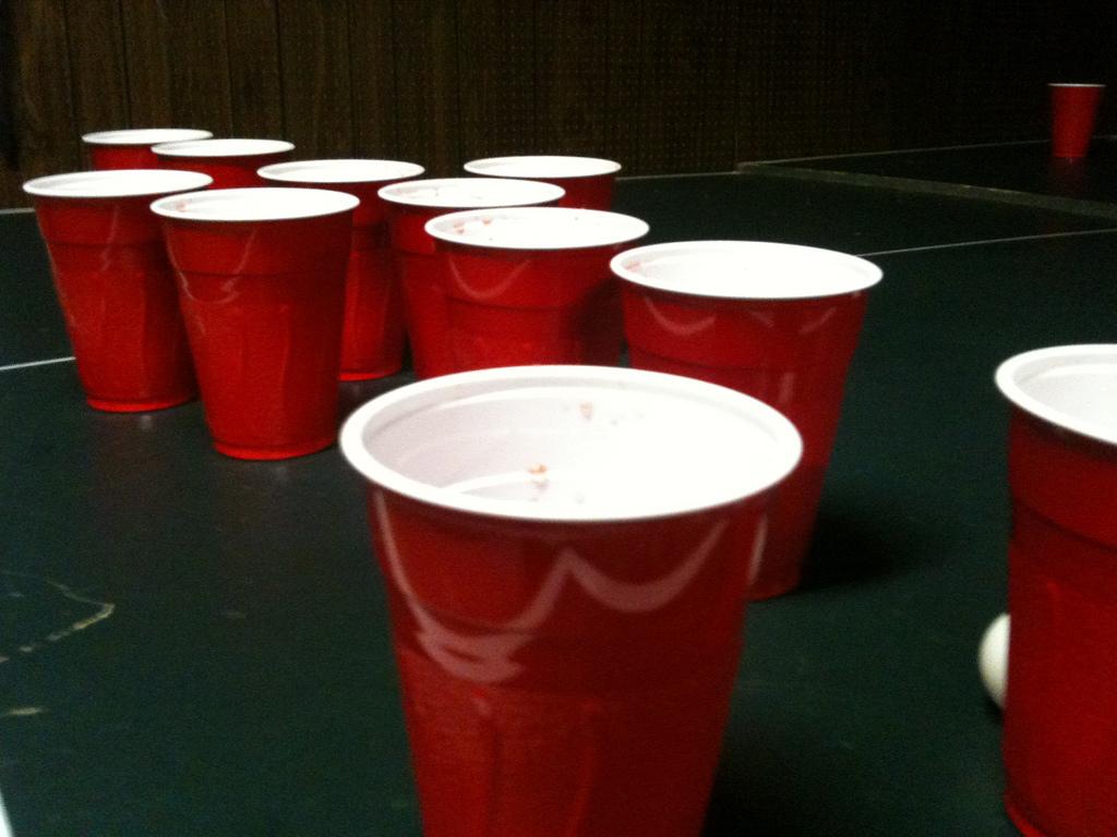 Asheville Beer Week: Flip Cup