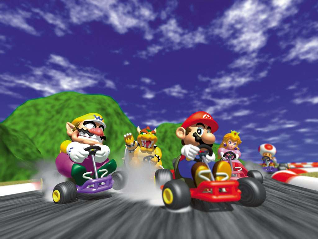 Asheville Beer Week: Mario Kart