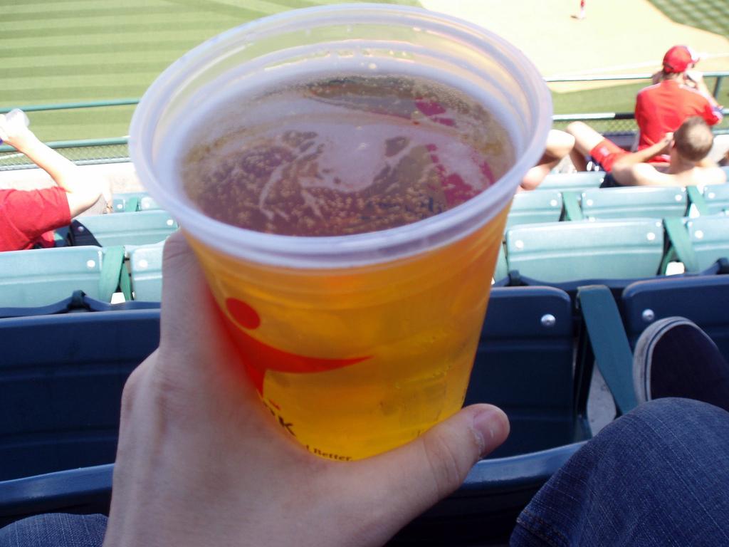 Asheville Beer Week: Baseball