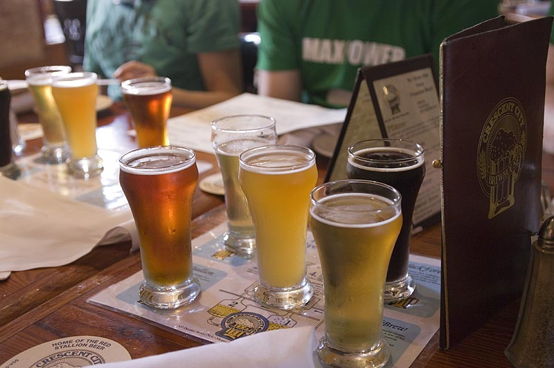 Asheville Beer Week: Quarters