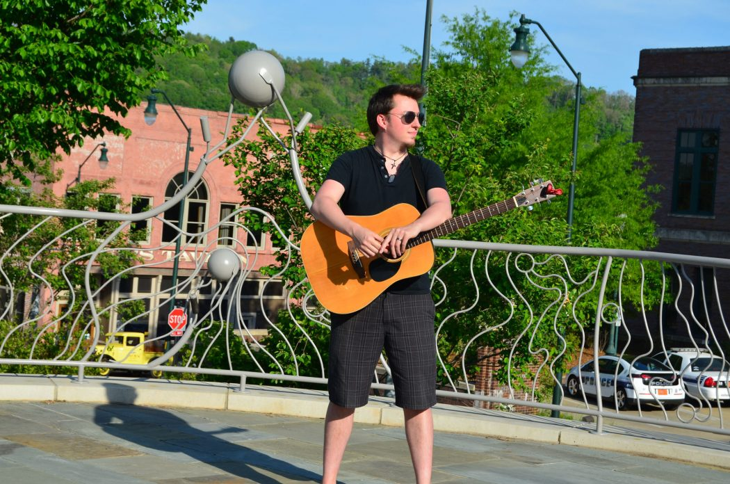 Asheville Sessions: Michael McFarland