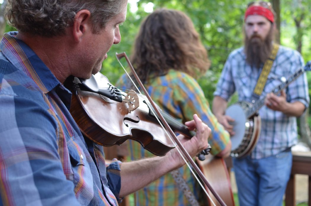 Asheville Sessions: Soldier's Heart