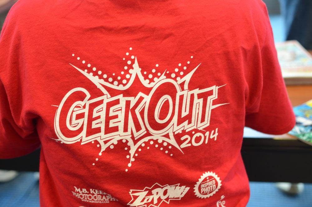 Geek Out 2014 Recap Video