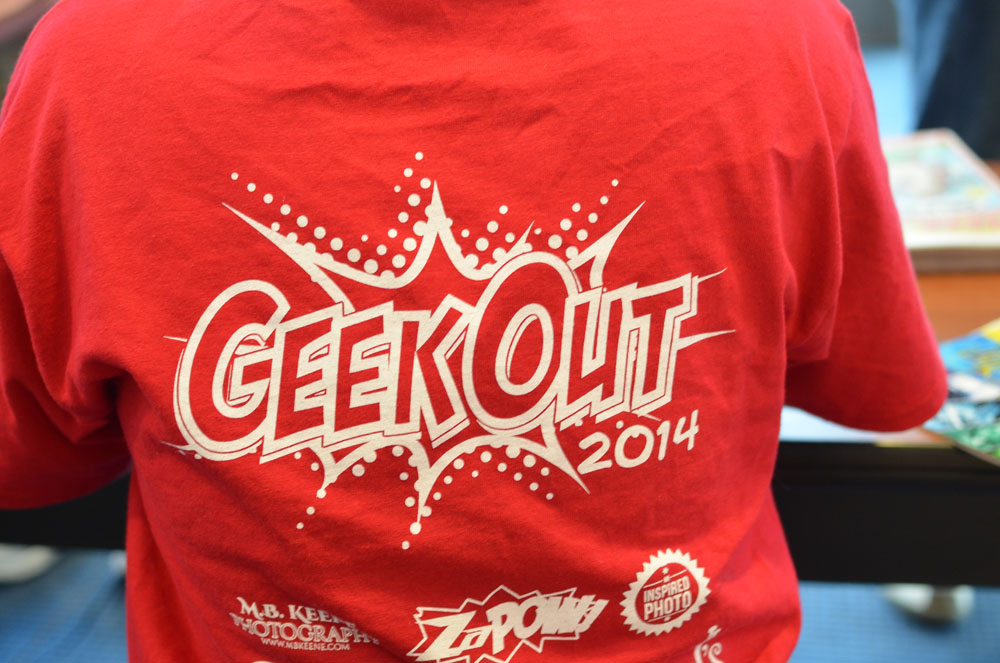 Geek Out 2014 Recap Video