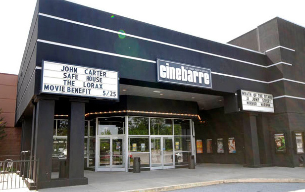 Overheard in Asheville: Cinebarre's Closing Day. Did they leave voluntarily?
