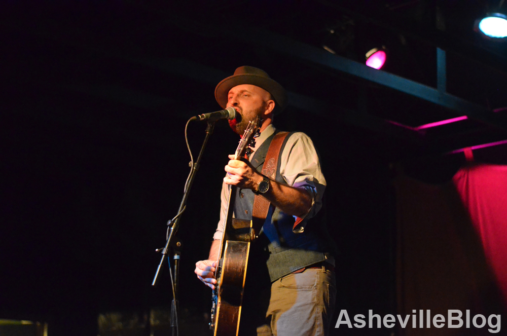Asheville Sessions: Seth Walker