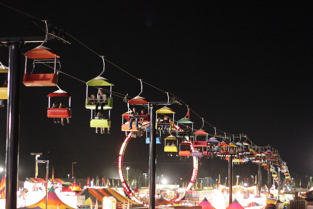 The 2014 NC Mountain State Fair