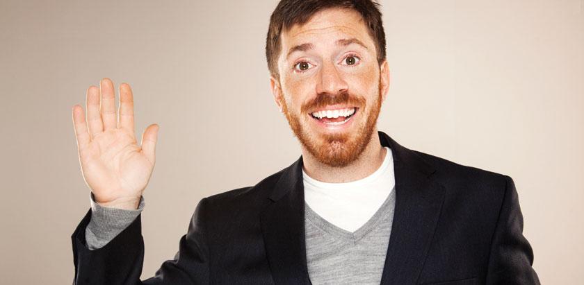 Joel Zimmerman Comedian