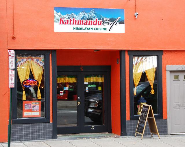 Cafe Kathmandu, Asheville, NC