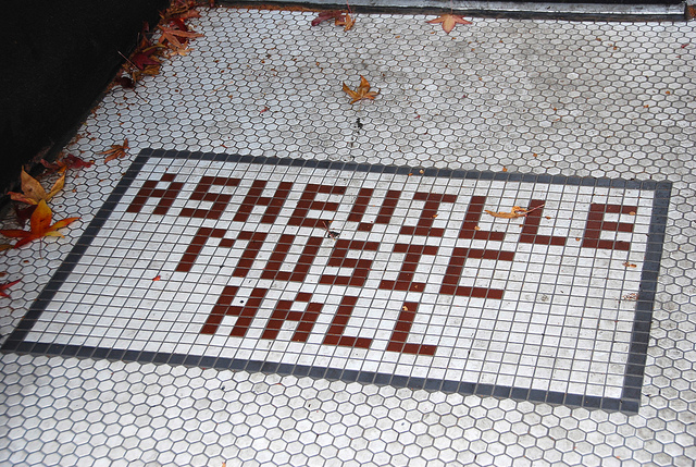Asheville Music Hall is now New Earth Musiq