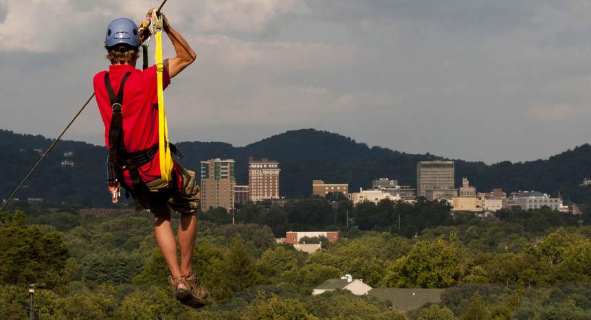 Asheville Adventure Center