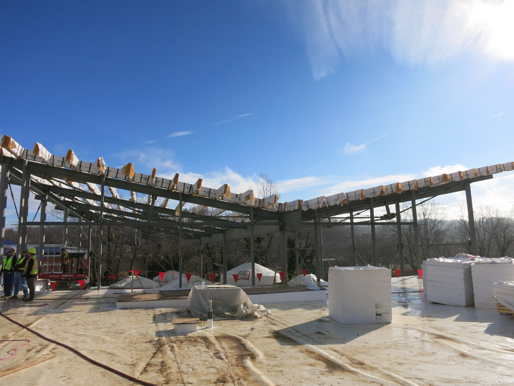 Fermentation Vessels Arrive At New Belgium Site