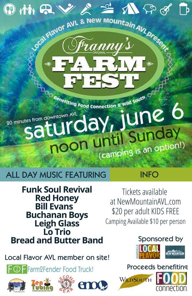 Franny's 3rd Annual Farm Fest