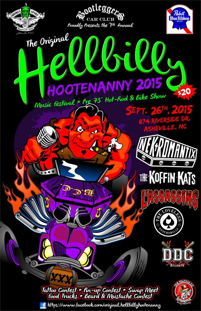 Hellbilly Hootenanny