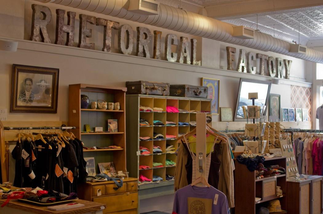 Rhetorical Factory Asheville