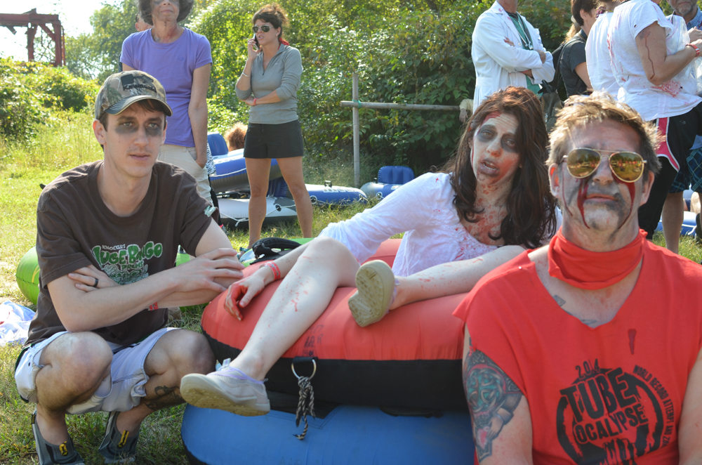 2015 Zombie Float World Record