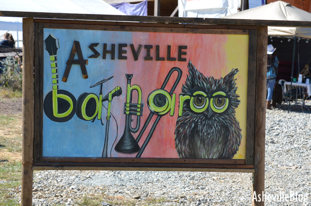 Asheville BARNAROO 2018 at Franny's Farm September 28-30