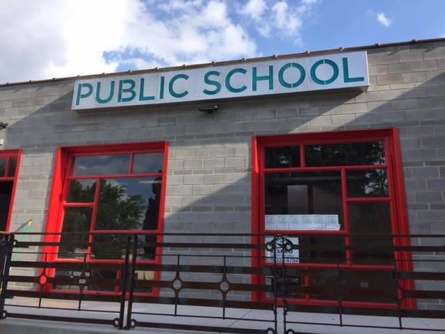 public school bar