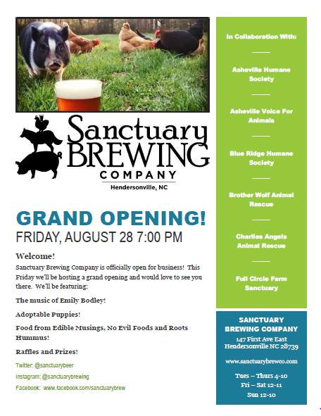 Sanctuary Brewing