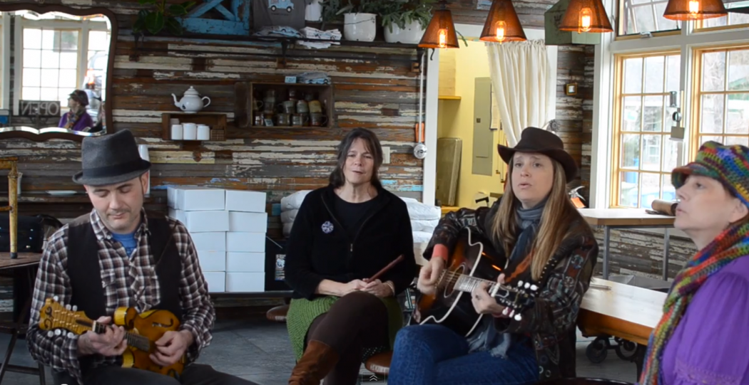Asheville Sessions: Carolina Ceili