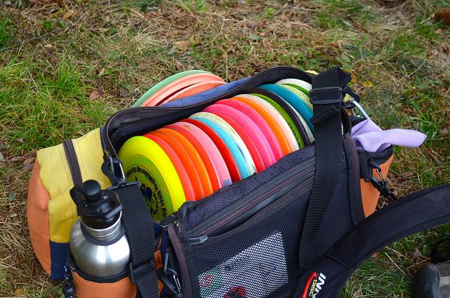 Disc Golf in Asheville