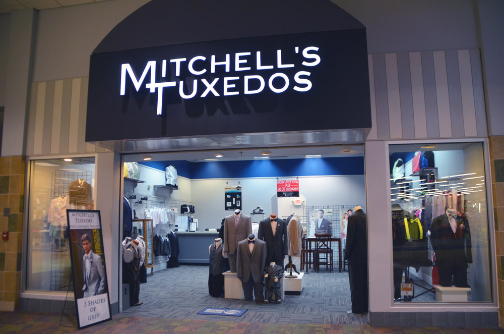 mitchells tuxedos