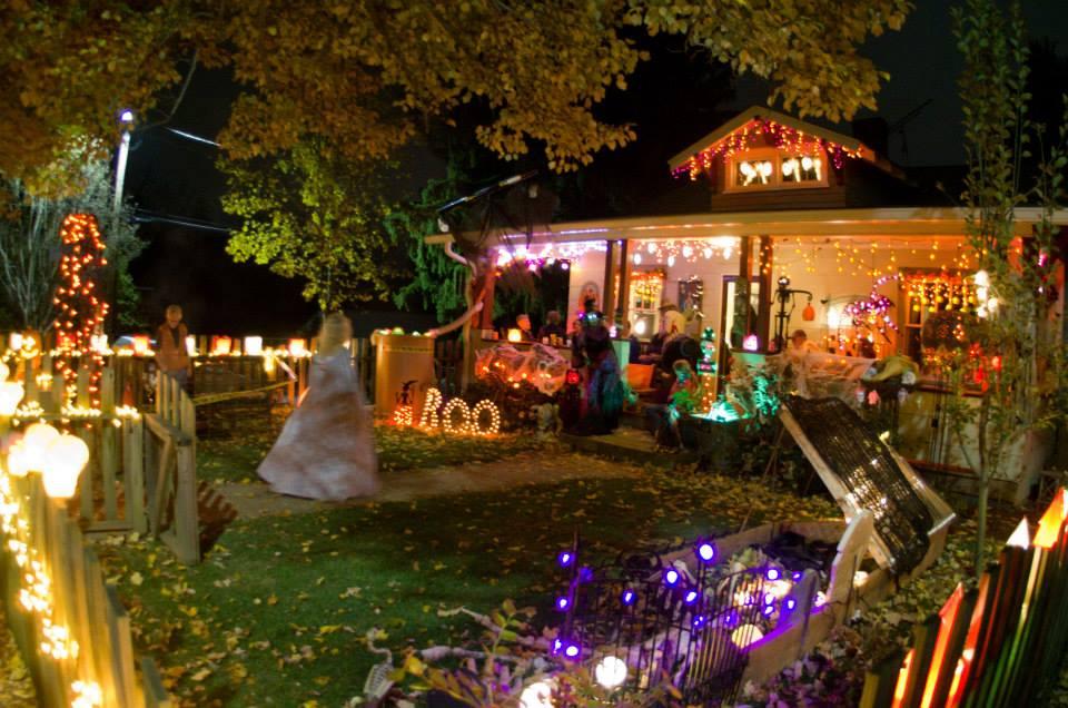 Vermont Ave Halloween