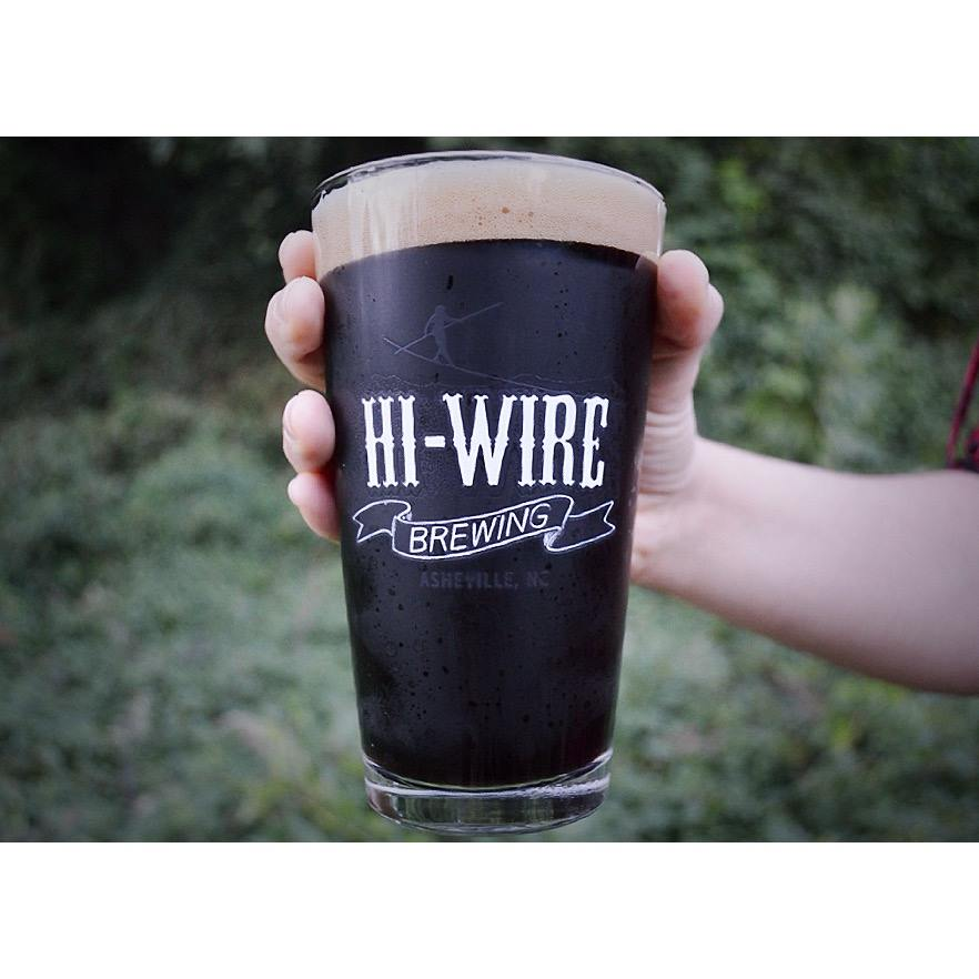 hi-wire brewing beer