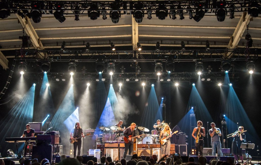 Tedeschi Trucks Band,