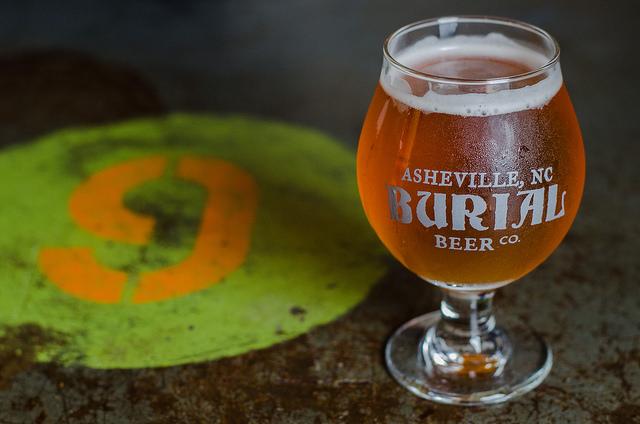 burial beer releases