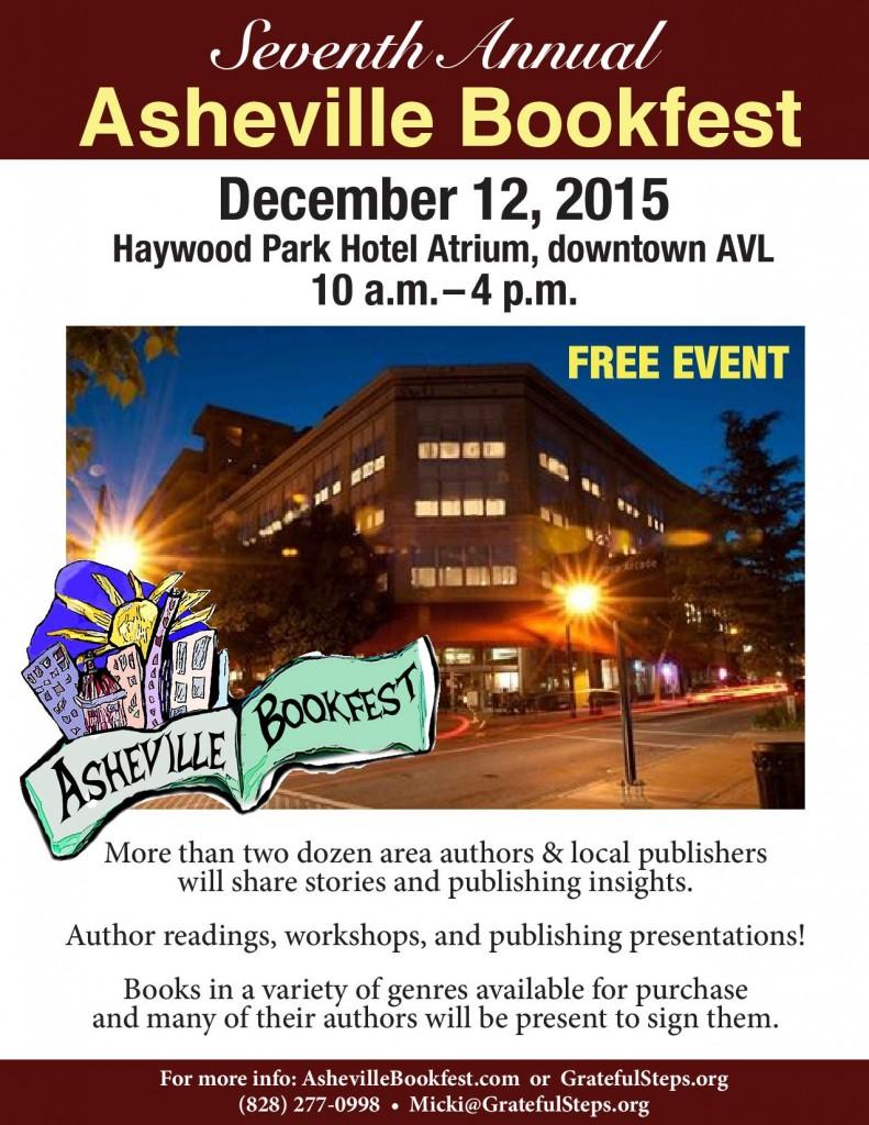 asheville bookfest