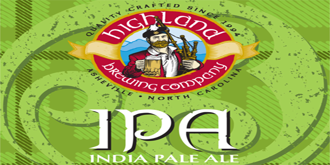highland brewing company releases new IPA