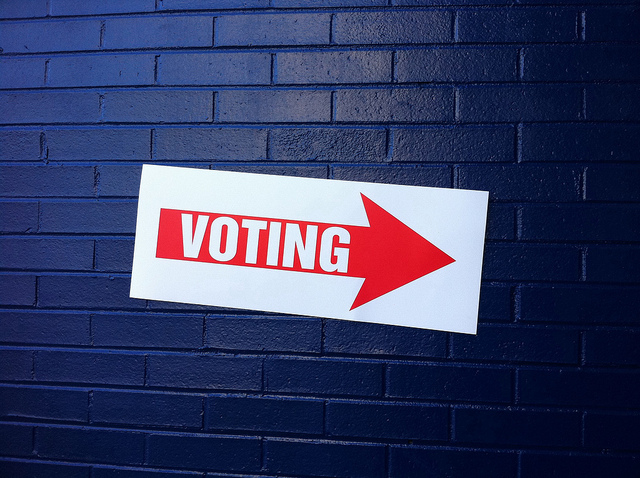 voting in asheville