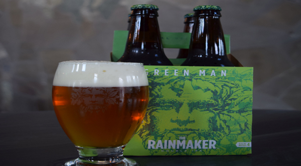 green man brewing
