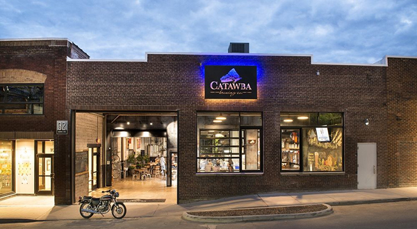 catawba brewing