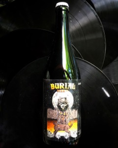 burial beer mix tape