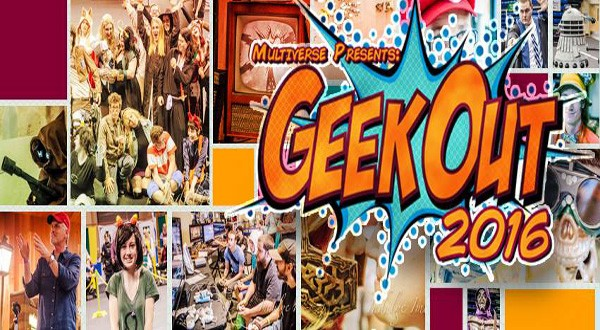 geek out 2016