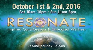 RESONATE Festival Brings the Sound of Wellness to Downtown Asheville