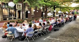 "Farm to Village Dinner awarded ""Fancy Meal of the Year"" in Asheville"