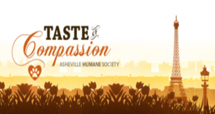 Taste of Compassion To Benefit Asheville Humane Society