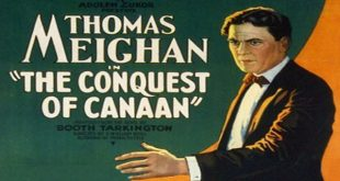 "Theatrical ""re-premiere"" of The Conquest of Canaan (1921)"
