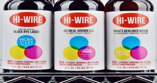Hi-Wire Brewing 12 Pack Collaboration
