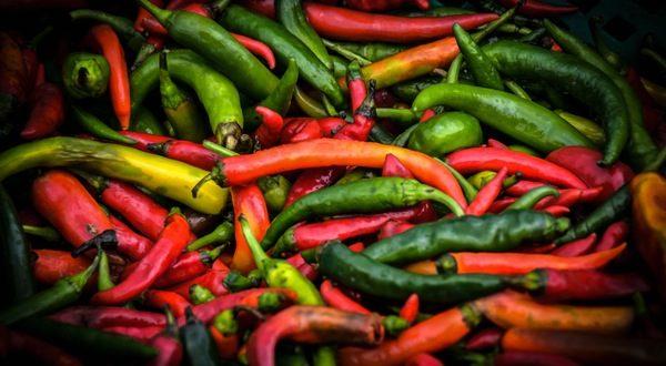 vegan chili cook off
