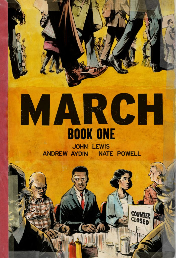 March Book One cover 300dpi (1)-1