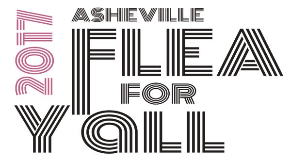 asheville flea for ya'll